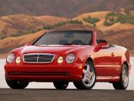 2000 Mercedes-Benz CLK-Class CLK 320