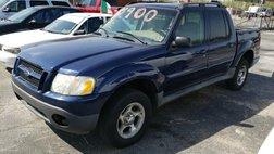 2005 Ford Explorer Sport