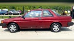 1989 Toyota Tercel Base