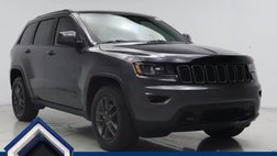2017 Jeep Grand Cherokee 75th Anniversary Edition