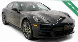 2020 Porsche Panamera 4 E-Hybrid