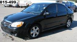 2008 Kia Spectra 4dr Sdn Auto SX