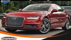 2017 Audi A7 3.0T quattro Prestige