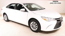 2017 Toyota Camry XLE