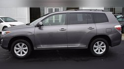 2012 Toyota Highlander Hybrid Base