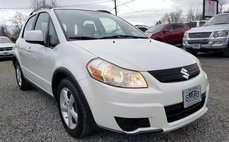 2008 Suzuki SX4 Unknown