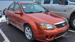 2009 Kia Spectra SX