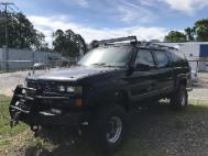 1993 Chevrolet Suburban K1500