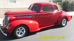 1937 Oldsmobile All Steel Coupe Classic Collector Car