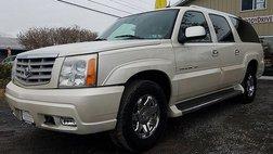 2005 Cadillac Escalade ESV ESV