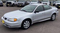 2005 Pontiac Grand Am SE Fleet