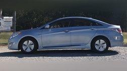 2014 Hyundai Sonata Hybrid Sedan