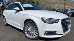 2017 Audi A3 e-tron Premium