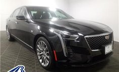 2019 Cadillac CT6 3.6L Premium Luxury