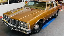 1979 Pontiac Catalina - 468 BIG BLOCK RAT MOTOR - SUPER SLEEPER - RATALI