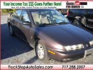 1999 Saturn S-Series SL2