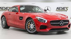 2017 Mercedes-Benz AMG GT Base