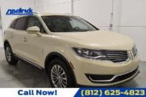 2016 Lincoln MKX Select