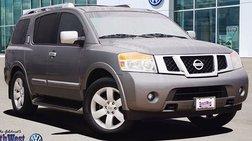 2014 Nissan Armada SL