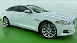2014 Jaguar XJ Supercharged