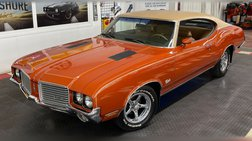 1972 Oldsmobile Cutlass Great Driving Classic - SEE VIDEO -