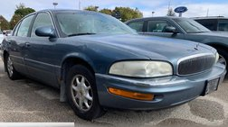 2002 Buick Park Avenue Base