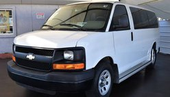 2010 Chevrolet Express LS 1500