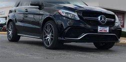 2016 Mercedes-Benz GLE-Class AMG GLE 63