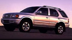 1999 Isuzu Rodeo S