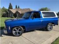 1979 Chevrolet Blazer classic
