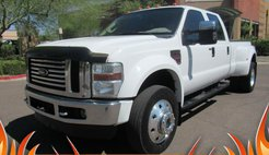 2008 Ford F-450 Super Duty Lariat