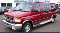 2000 Ford Econoline Cargo Van E-150