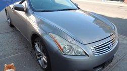 2009 Infiniti G37 Coupe x