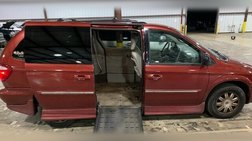 2005 Chrysler Town and Country Wheelchair Van