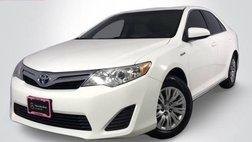 2014 Toyota Camry Hybrid LE