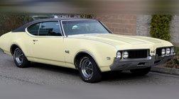 1969 Oldsmobile Hardtop