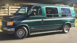 1994 Ford E-Series Van Econoline Explorer Conversion Van Lowtop