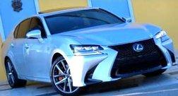 2017 Lexus GS 450h F SPORT