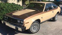1980 AMC Spirit DL