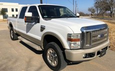 2008 Ford Super Duty F-250 King Ranch Pickup 4D 8 ft