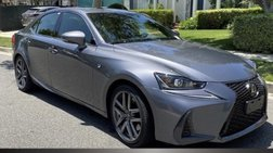 2017 Lexus IS 350 Base
