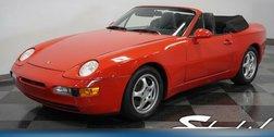 1992 Porsche 968 Base