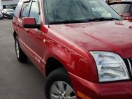 2008 Mercury Mountaineer Base