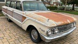 1962 Mercury  Brown
