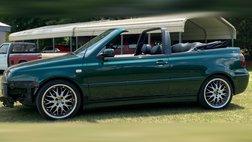1999 Volkswagen Cabrio NEW GL
