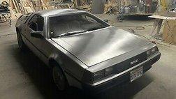 1981 DeLorean DMC-12 Base