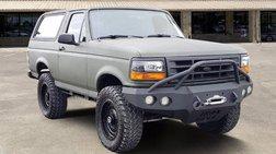 1993 Ford Bronco Custom