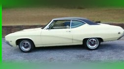 1969 Buick Skylark Grand Sport - Numbers Matching