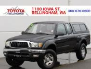 2001 Toyota Tacoma Base   136,416 Mi. Bellingham, WA ...