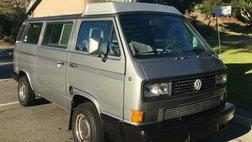 1989 Volkswagen Vanagon GL Camper